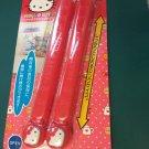 Sanrio HELLO KITTY Sealing Clips 2p set Food Kitchen Storage Bags Sealer Clamp Grips