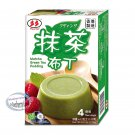 Torto Powdered Matcha Green Tea Pudding 120g Sweets dessert snacks ladies men foods