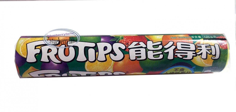 Nestle Frutips Assorted FRUITS Pastilles Gummy Candy 125g sweets snack �������