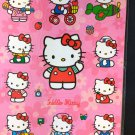 Sanrio HELLO KITTY Magnet Sheet charm kitchen fridge kids ladies girls