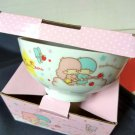 Sanrio Little Twin Stars Ceramic Bowl Dinnerware Limited Release