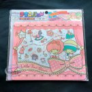Japan Sanrio Little Twin Stars Mouse pad PC computer home office Pink ladies