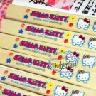 Japan Sanrio HELLO KITTY Chopsticks bento acc ladies 2 Packs