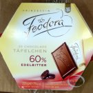 Feodora Chocolates 60% Dark Chocolate Edelbitter 225g