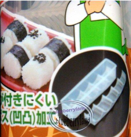 Japan Nigiri Sushi Rice Mold mould Tool Maker for Bento lunchbox ladies japanese B