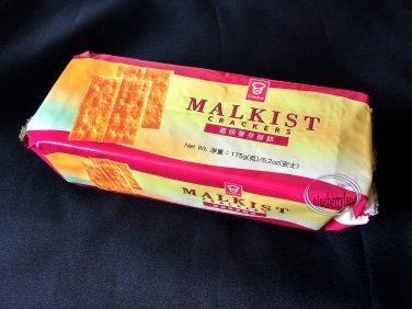 Malkist Crackers 175g or 6.2oz biscuits snack ladies girls women