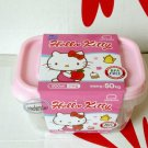 Sanrio Hello Kitty Lock & Lock Bento Lunchbox Food Container case 2pcs set