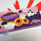 Jack n Jill Dewberry Sandwich Cookies with Cream and Blueberry Flavored Jam