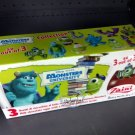 Zaini Disney Monster University Chocolate Surprise 3 Eggs With Toy Figure Inside choco ladies kid