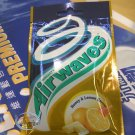 Wrigley's Airwaves Honey & Lemon Flavor Sugar-free Gum x 2 Packets
