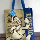 Disney Donald Duck TOTE BAG Shoulder Handbag Weekend School BAGs
