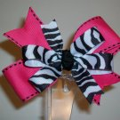 Sweet and Wild Large Boutique Bow
