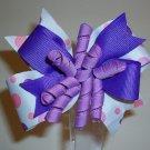 Purple Passion Boutique Bow