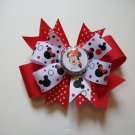 Minnie Mouse Bottle Cap Bow