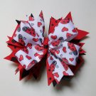 Love Bug Large Boutique Bow