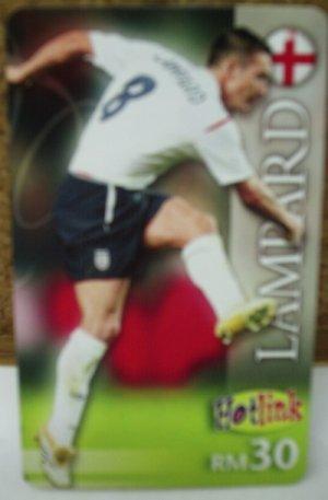 Hotlink Lampard (England)