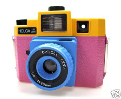 Sales - HOLGA 120 GCFN - Candy A Colour ** FREE Shipping
