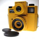 SALES - HOLGA 120GTLR Twin-Lens Reflex Camera - Yellow Colour ** Free Shipping
