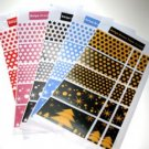 Holga STICKER Decoration for 135 135BC 135PC TLR  (1 pcs, choose of color)