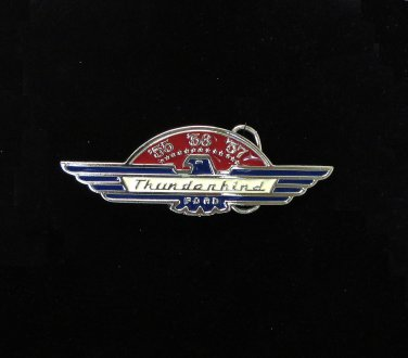 Thunderbird Belt Buckle