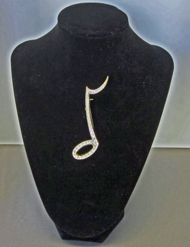 Musical Note Fashion Pin
