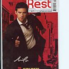Signed by Milo Ventimiglia Comic Rest 1st Edition