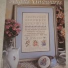LEISURE ARTS ANGELS UNAWARES CROSS STITCH LEAFLET #2598 *SHIPS FREE*