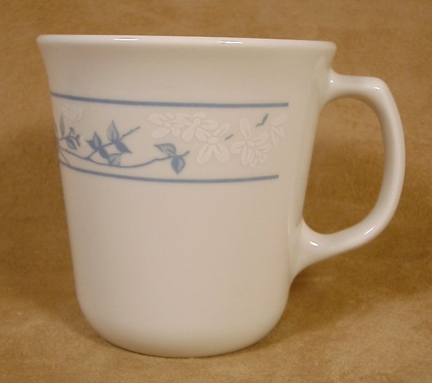 CORELLE FIRST OF SPRING TAPERED MUGS SET OF 4