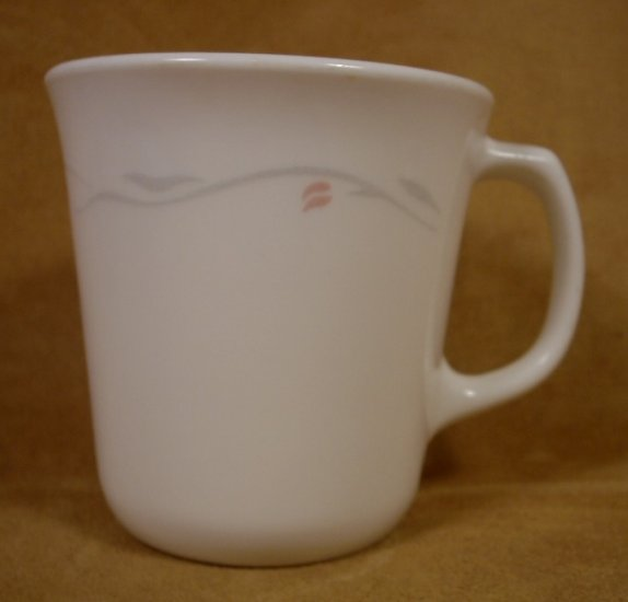 CORELLE ST. CLAIRE TAPERED MUGS - SET OF 4