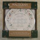 PFALTZGRAFF WINTERBERRY 2000 CALENDER PLATE *NIB*