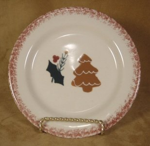 HARTSTONE GINGER TRADITIONS SALAD PLATES *NEW* - 3