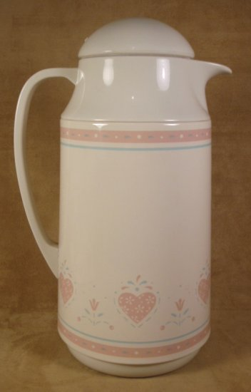CORELLE FOREVER YOURS 1 QT. THERMAL CARAFE SERVER