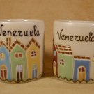 HANDCRAFTED EARTHENWARE VENEZUELA MUGS SIGNED