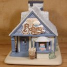 PARTYLITE VILLAGE COTTAGE BAKERY TEALIGHT HOUSE P0249