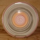 PIER 1 VALENCIA MULTI-COLOR DINNER PLATES ITALY *EUC*