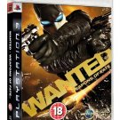 WANTED PS3