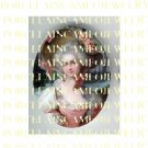 PINK YOUNG FRENCH QUEEN MARIE ANTOINETTE ROSE PORCELAIN CAMEO CAB
