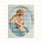 CATHOLIC VIRGIN MARY HOLD BABY JESUS MADONNA CHILD UNSET PORCELAIN CAMEO CAB