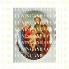 CATHOLIC HOLY FAMILY VIRGIN MARY BABY JESUS  * UNSET PORCELAIN CAMEO CAB