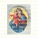 CATHOLIC VIRGIN MARY BABY JESUS MADONNA CHILD UNSET PORCELAIN CAMEO CAB 23-29
