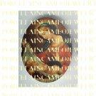 CATHOLIC VIRGIN MARY BABY JESUS MADONNA CHILD UNSET PORCELAIN CAMEO CAB 25-5