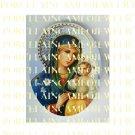 CATHOLIC VIRGIN MARY BABY JESUS MADONNA CHILD UNSET PORCELAIN CAMEO CAB 25-7