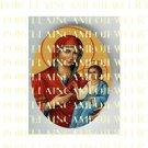 CATHOLIC VIRGIN MARY BABY JESUS PORCELAIN CAMEO CAB 29-1