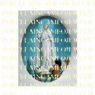 CATHOLIC VIRGIN MARY WITH CHILDREN PORCELAIN CAMEO CAB 29-3