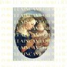 VIRGIN MARY BABY JESUS MADONNA CHILD ANGEL PORCELAIN CAMEO 8-9