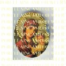 CROWN VIRGIN MARY BABY JESUS MADONNA CHILD PORCELAIN CAMEO 30-14