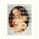 CATHOLIC VIRGIN MARY JESUS MADONNA CHILD ROSE PORCELAIN CAMEO CAB 9-11