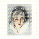ART DECO VINTAGE FLAPPER LADY * UNSET PORCELAIN CAMEO CAB 39-12