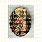CATHOLIC VIRGIN MARY JESUS MADONNA CHILD PORCELAIN CAMEO CAB 10-4