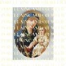 CATHOLIC VIRGIN MARY BABY JESUS LILY PORCELAIN CAMEO CAB 26-5